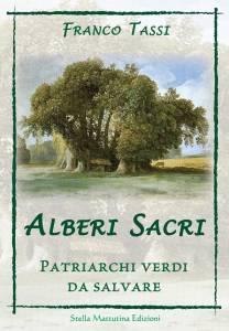 copertina alberi sacri Franco Tassi