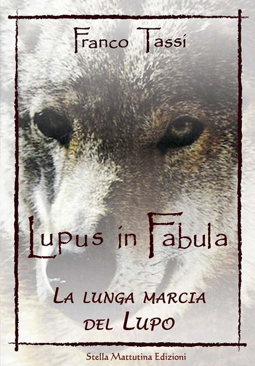 copertina lupo ristampa Franco Tassi