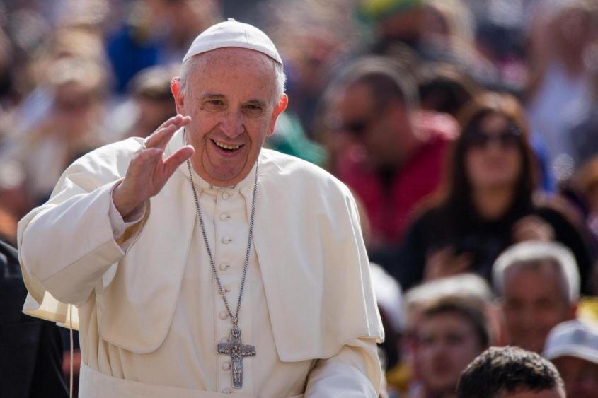 AMBASCIATORE NATURA a Papa Francesco