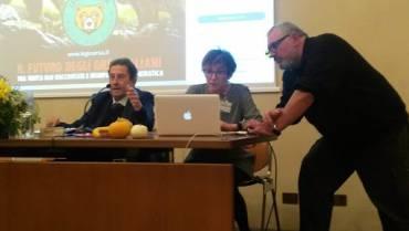 Orso Bruno Marsicano, Bologna 27-28/10/2018